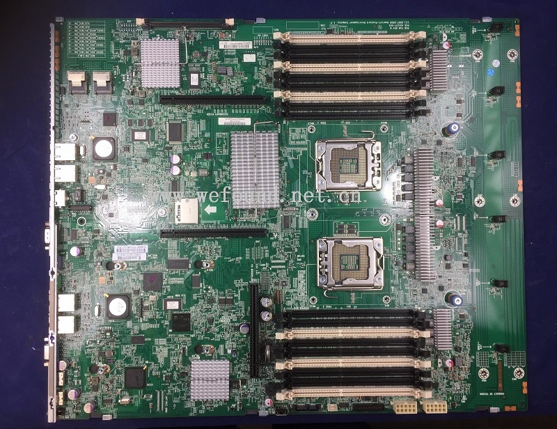 100% Working Desktop Motherboard for DL380G6 496069-001 451277-001 451277-002 System Board Fully Tested цена