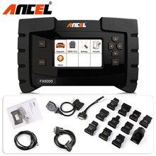 Ancel FX6000 OBD2 Diagnostic Tool All Systems ODB2 Automotive Scanner Key EPB IMMO DPF SAS TMPS Immo Programming Car Diagnostics