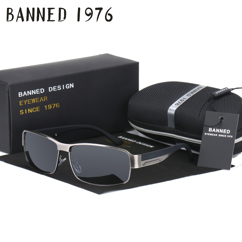 2016 Brand Designer Polarized Oculos Fashion Men Women Sunglasses UV400 Protection Sun Glasses Male Driving Eyewear