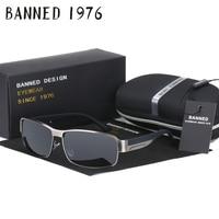 2016 Brand Designer Polarized Oculos Fashion Men Women Sunglasses UV400 Protection Sun Glasses Male Driving Eyewear