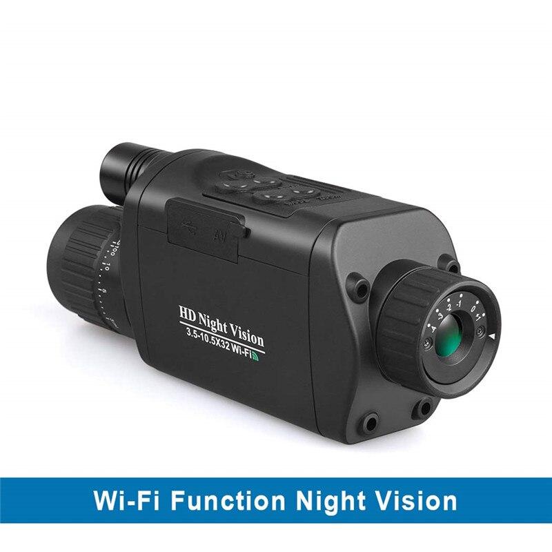 Image 2 - BOBLOV Hunting Night Vision Riflescope Monocular Device Waterproof Night Vision Goggles Digital IR Illumination For Helmet New-in Night Visions from Sports & Entertainment