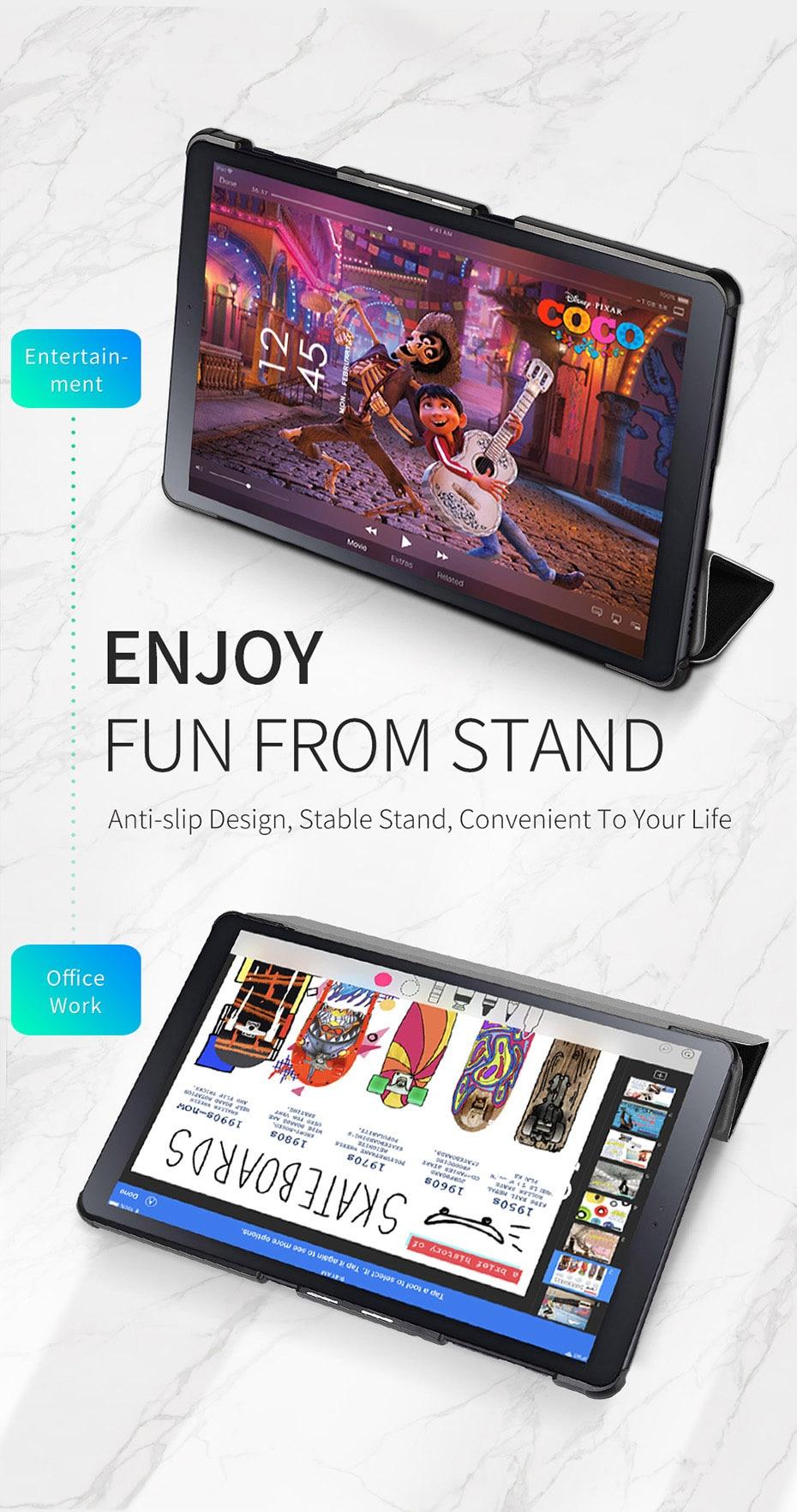Samsung Tab A2 Case 8