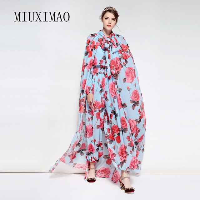 Custom Plus Size Dress Suit Sets 2 Piece Full Sleeve Long Jumpsuit