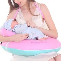 U Shape Mom Breastfeeding Pillows Baby Head Protection Nursing Pillow Infant Cuddle Feeding Cushion Baby Bedding