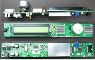 FSN-150 0-150 Вт 100 Вт 150 Вт радиовещание станция FM НАБОРЫ PCB передатчик