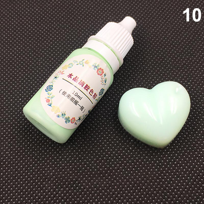 Droppshiping 1 Pcs UV Resin Pigment Macaron Color Dye DIY Jewelry Making Craft BFJ55 in Jewelry Tools Equipments from Jewelry Accessories