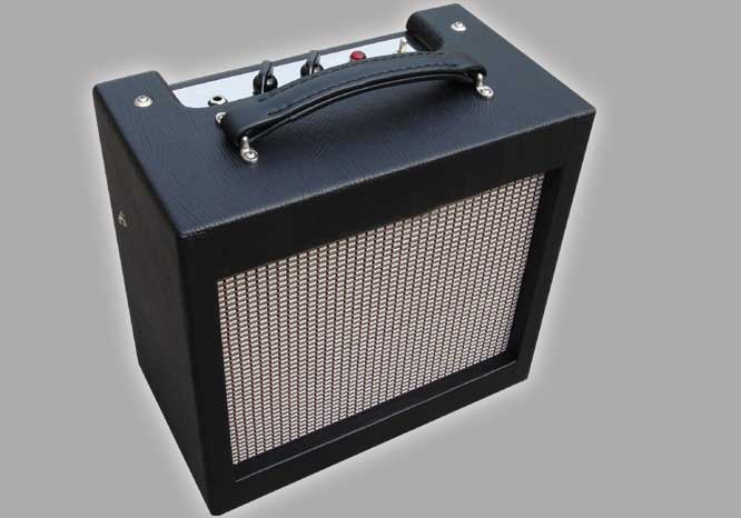 5 watt hand wired all tube electric guitar amplifier in guitar parts accessories from sports. Black Bedroom Furniture Sets. Home Design Ideas