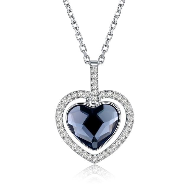 Фото ожерелья высокого качества серебряного цвета для женщин ожерелье