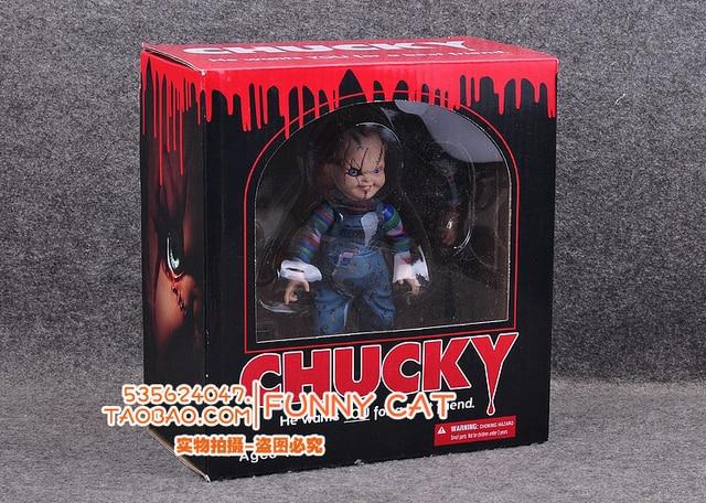 dc07b2b1593353 New Classic Terror Horror Movie Child s Play Series Chucky 5