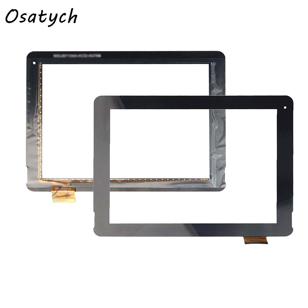 New 9.7 Inch Black F-WGJ97104-V2 for Pipo M6 pro 3G Quad Core Touch Panel Glass Sensor digitizer Replacement Free Shipping планшет digma plane 1601 3g ps1060mg black