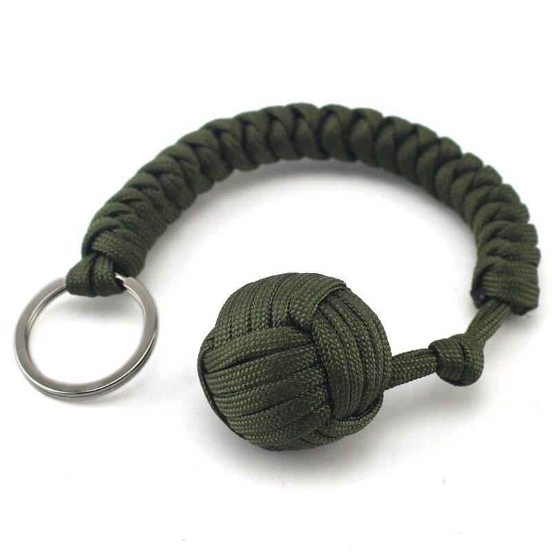 열쇠 고리 야외 자기 방어 필드 비상 생존 키트 열쇠 - 보안 및 보호 - 사진 2