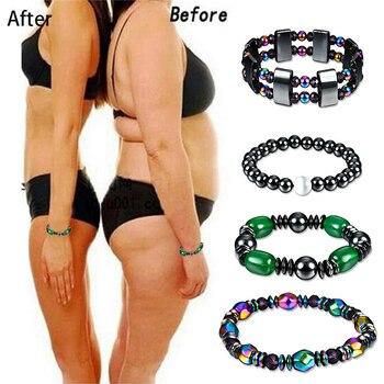 Weight Loss Austrian Crystal Beads Men Bracelet Ataque De Titanes Health Care Bracelets