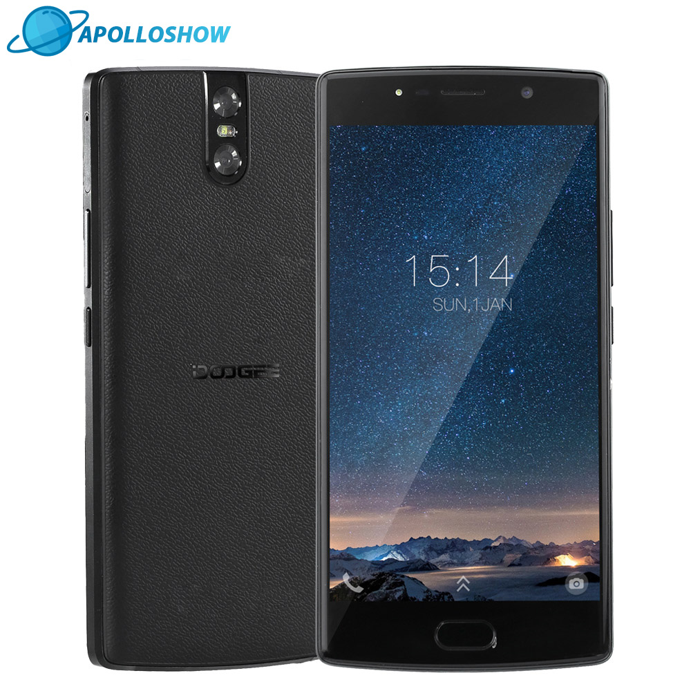 DOOGEE BL7000 7060mAh Android 7 0 12V2A Quick Charge 5 5 FHD MTK6750T Octa Core 4GB