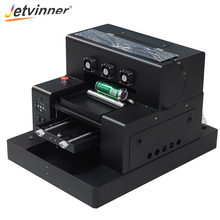 Jetvinner Automatic A3 Size UV Printers Inkjet Printers for Epson Print Machine for Phone Case Bottle Pen Acrylic Metal Golf