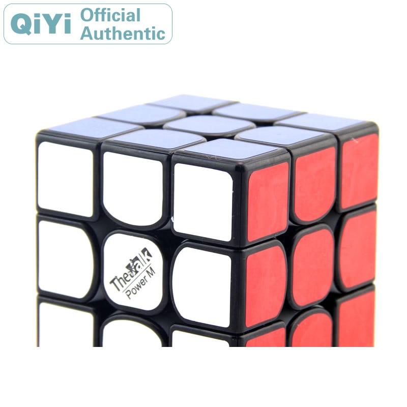 QiYi Valk3 puissance M 3x3x3 Cube magique magnétique 3x3 Cubo Magico professionnel Cube de vitesse Puzzle Antistress Fidget jouets pour enfants