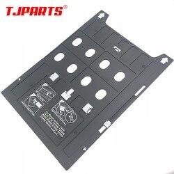 1PC X Plastic Inkjet PVC ID Card Printing Tray for Epson 1400 1410 1430 1430W 1500W R800 R1800 R1900 R2000 R2880 R3000 P400 P600