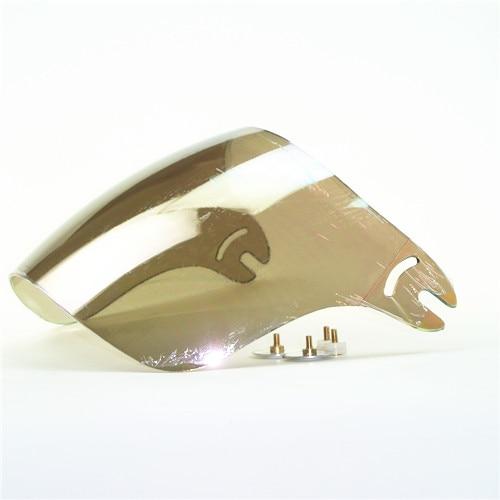 EN966 Paraglide helmet Paramotor helmet Hang glider helmet Glass visor with all parts free shipping