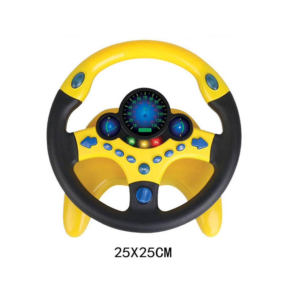 HTB1RAydWmzqK1RjSZFpq6ykSXXaT - Simulation Small Steering Wheel Toy Copilot Simulated Steering Wheel