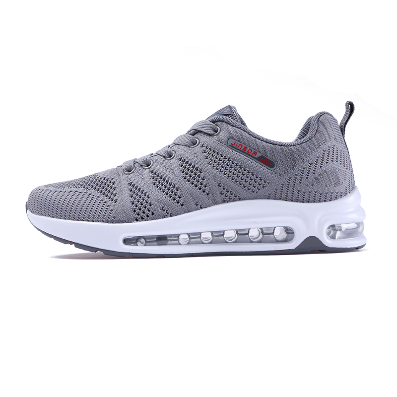 Running shoes Men sneakers high quality Cow Muscle Soles breathable shoes sport shoes male athletic outdoor Jogging sneakers
