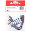 Graupner JST 7XH to XH 2-7cells Balance adapter W/ 7S cable | RC Accessories