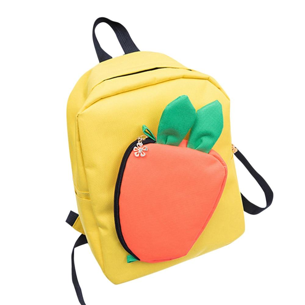 Children Cartoon Backpack Toddler School Shoulder Bag Large Capacity Backpack sequin mini backpack school backpack hadley backpack