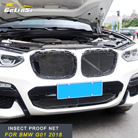Gelinsi For 2018 BMW X3 G01 Car Insect proof net Car Insect Screening Mesh Front Grill Insert Net for 2018 BMW X3 GO1 X4 G02