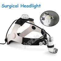 Surgical Headlight Medical LED Dental Light with High Power Light Bulb Head KD 202A 3