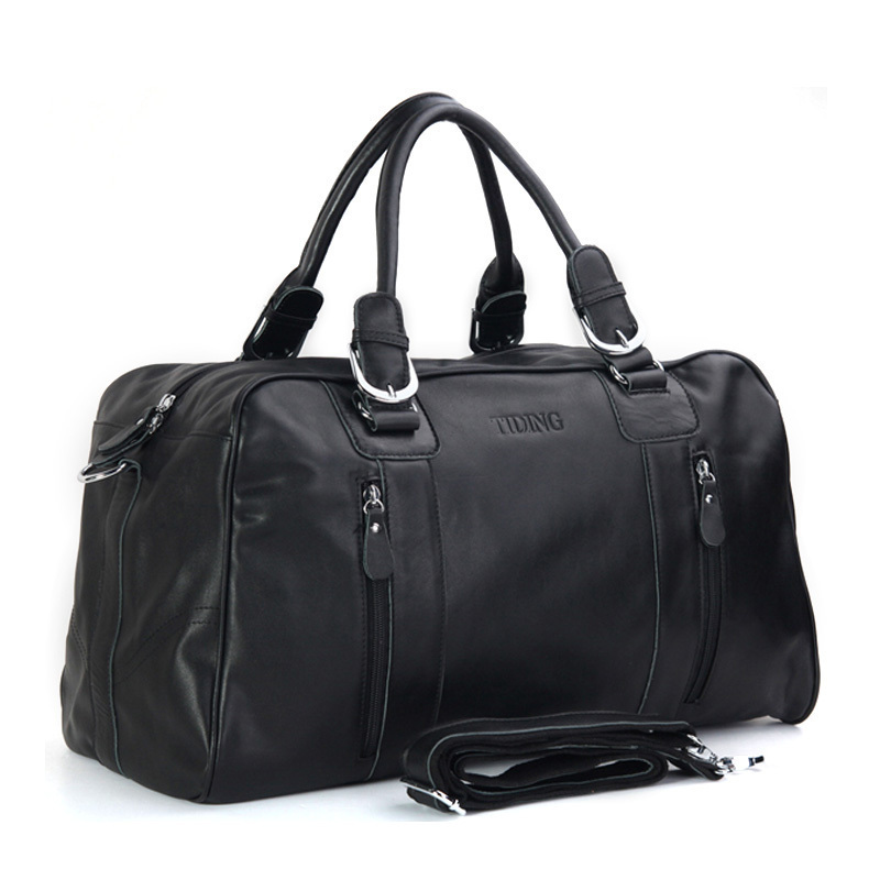 Ali Victory large capacity business casual genuine leather travel bags carry on luggage handbag men's shoudler bags items TB77 editors bo hedberg philippe baumard ali yakhlef managing imaginary organizations a new perspectives on business