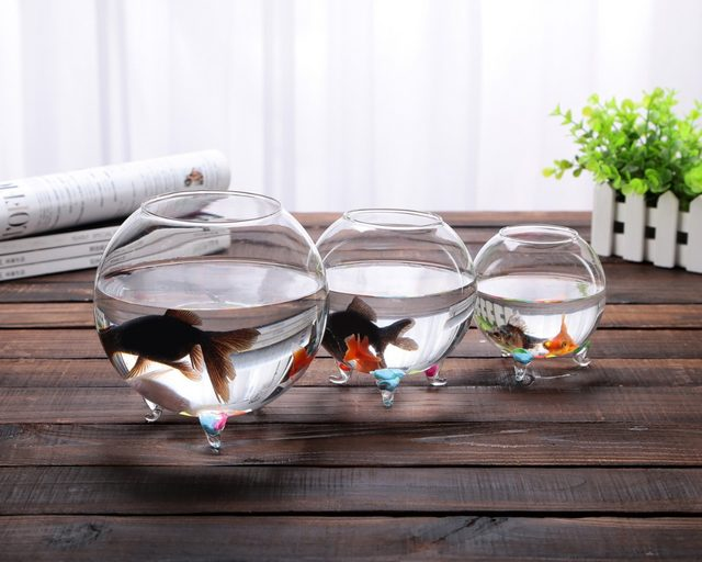 Online Shop Dia12cm Blown Glass Bowl Vase Candle Holders For Wedding