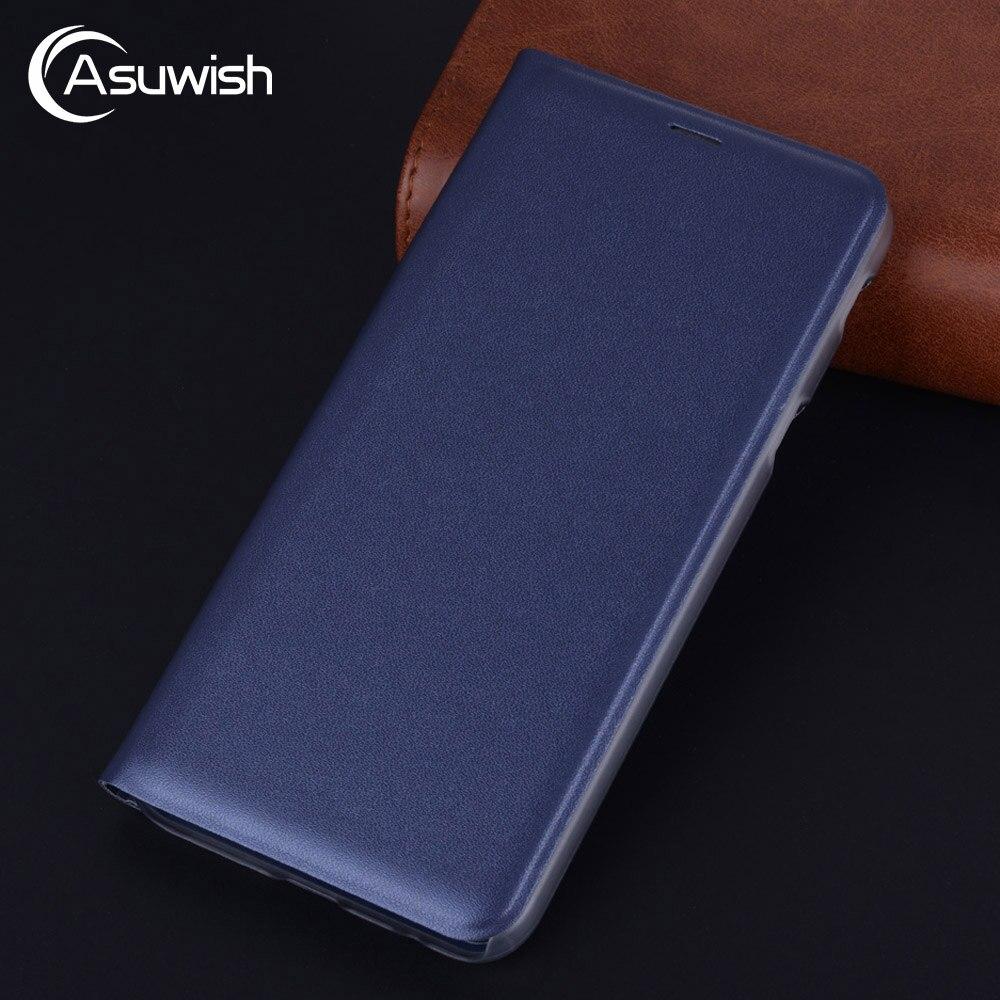 Кожаный чехол с полным покрытием 360 градусов для Samsung Galaxy J6 2018 J 6 SM J600 J600F J600G, чехол с откидной крышкой и бумажником, чехол для Samsung Galaxy J6 2018, J600, ...