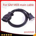 Car Diagnostic tool Connector cable for MDI 16pin Main Cable OBD II Interface MDI OBD2 Cable Main Test Cable For  car MDI  black