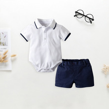 2019 Summer Baby Boys Clothes Set T Shirts Kids Cotton Shirts Children's Clothing Brand Top Quality brand summer boys clothing set 100