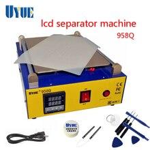 UYUE 2 en 1 Multifunción Máquina de Reparación de la Bomba de Vacío Incorporada Pantalla Táctil LCD Máquina Separadora de LCD 958Q