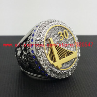 Solid 2014 2015 Golden State GSW Warriors National Basketball Championship Alloy Ring 10 11Size MVP STEPHEN
