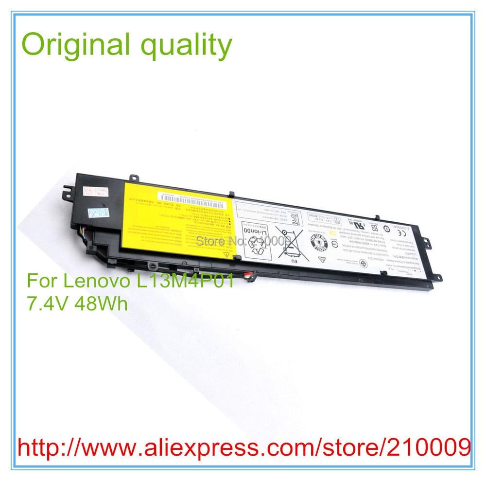 все цены на Original Battery For L13M4P01 L13L4P01 L13C4P01 Erazer Y40-70AT-IFI Laptop онлайн