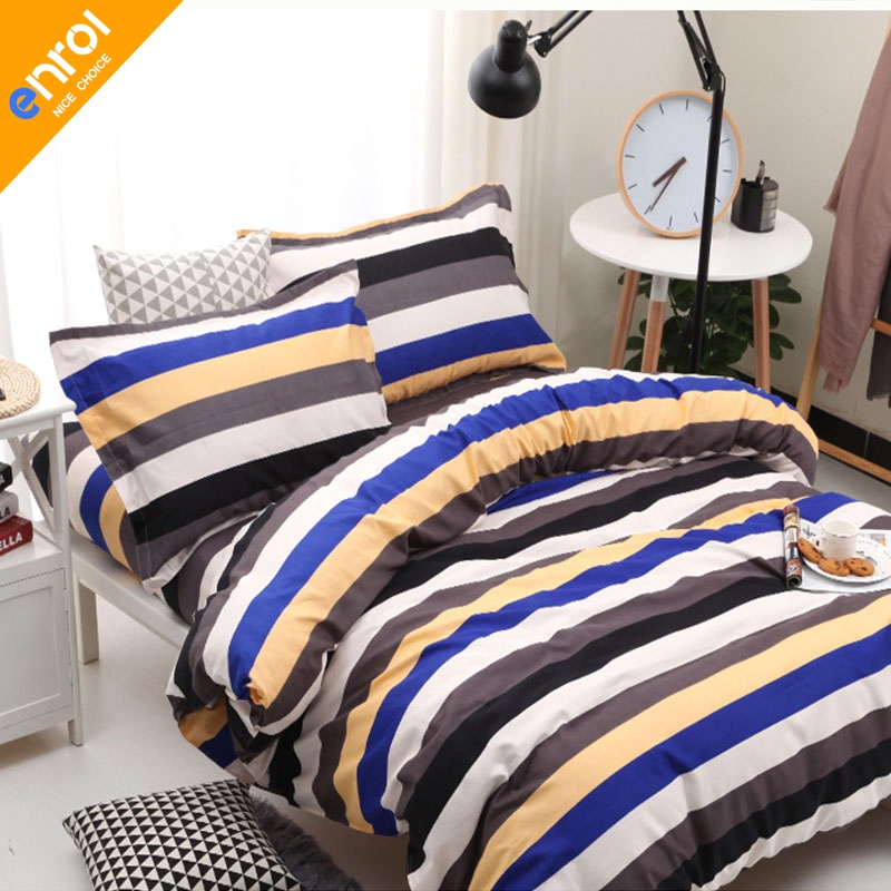 1pcs Polyester Duvet Cover Cheap Pattern Bedding Product Suppliers Quilting Queen King Floral housse de couette large size