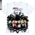 Kuroko No Basket T Shirt Men  Anime Kuroko Tetsuya  T-Shirt Clothing  Casual Tshirt  DT025