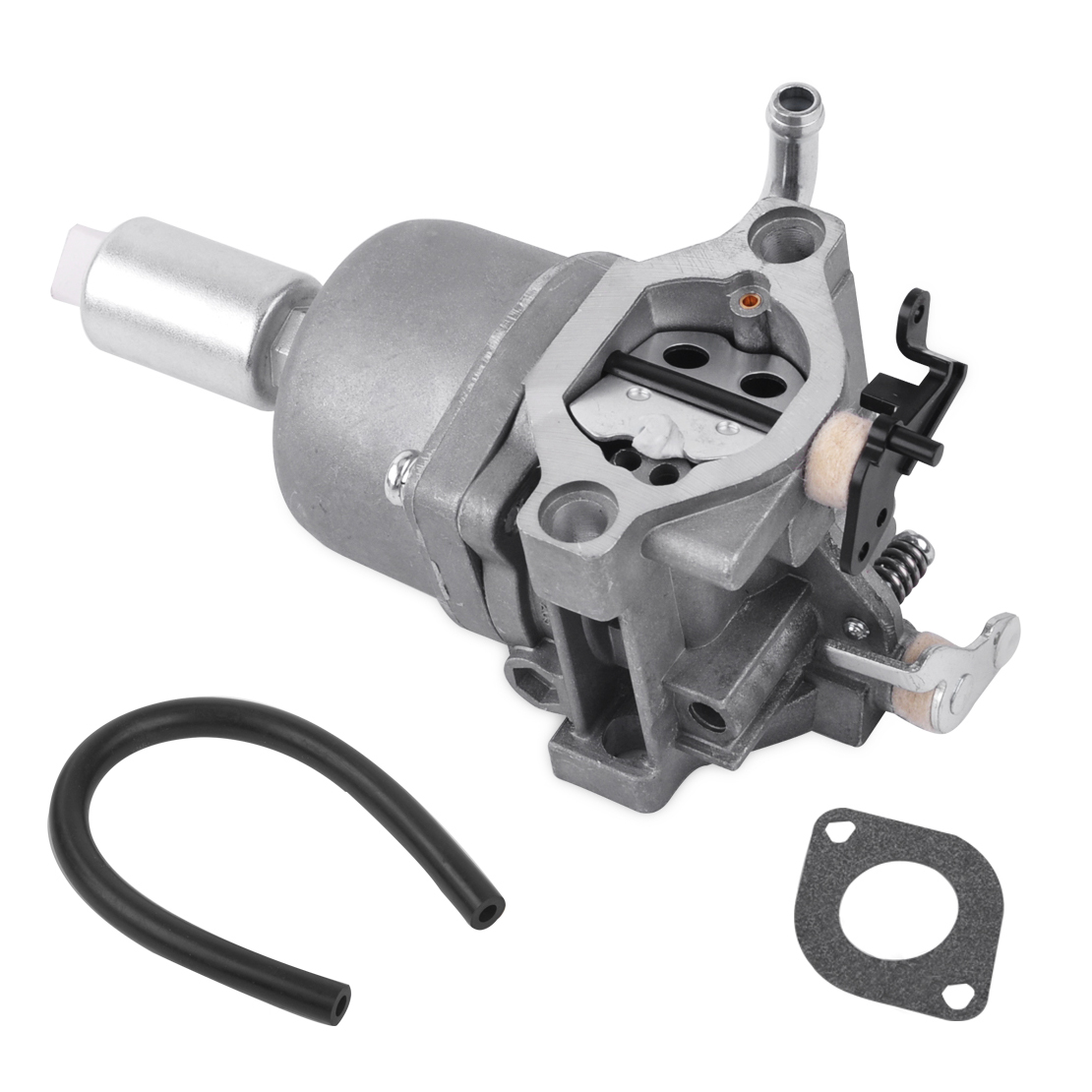 LETAOSK 2 pin Carburetor Carb fit for Briggs & Stratton 591731 594593 Nikki 699915 697122 Motor Replacement high quality replacement carburetor parts tool fit for 250 xv250 1988 2014 carb