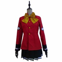 2016 NEW FAIRY TAIL Wendy Marvell cosplay costume Custom Made