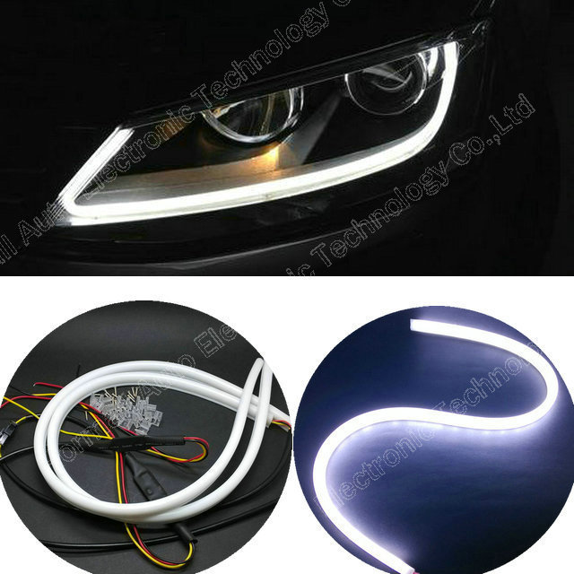 60 cm led flexibles tiras de luces led de circulaci n - Tiras luces led ...