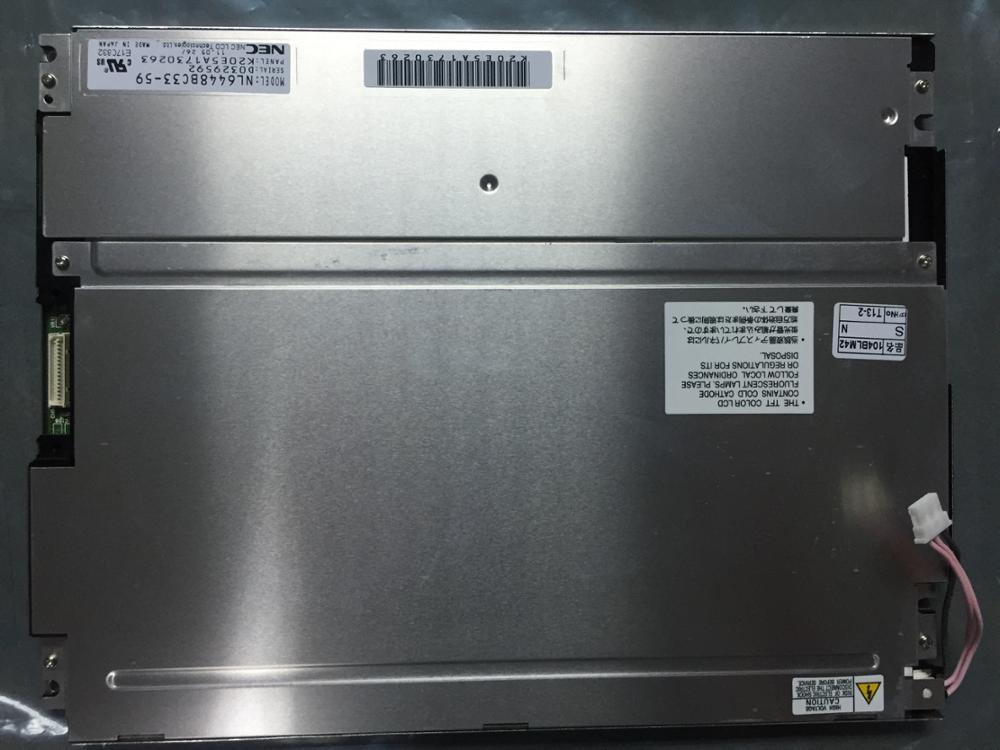 10.4 inch LCD screen NL6448BC33-59 NL8060BC26-17 industrial control screen quality assurance