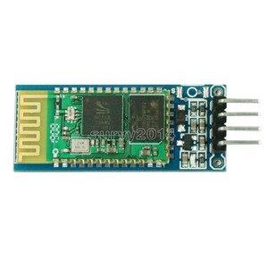 1 шт. HC06 беспроводной 4-контактный 4-контактный модуль приемопередатчика с Bluetooth, RF, RS232, TTL, модуль Arduino, bluetooth
