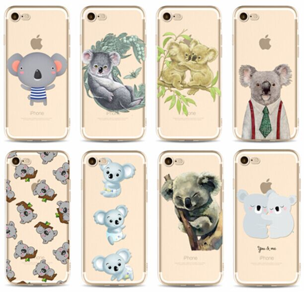 cover iphone 6 koala