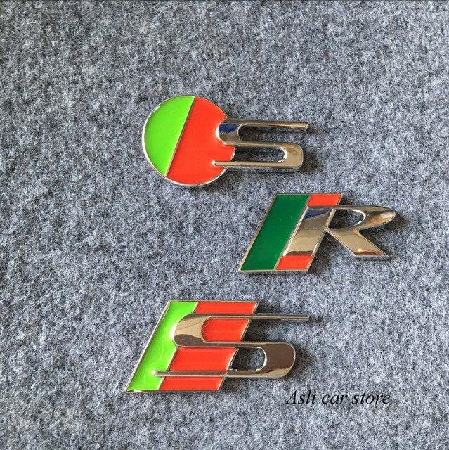 R Sport S Type Emblem Car Rear Badge For Jaguar Xjr Xfr Xkr R Type
