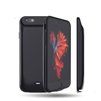 5000mah power case External Magnetic Back Power Bank Pack for iPhone7/iphone 8 /iphone6 Battery Charger Case