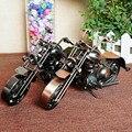 Duas cores disponíveis crianças moda de Metal modelo de moto brinquedos para presente de aniversário