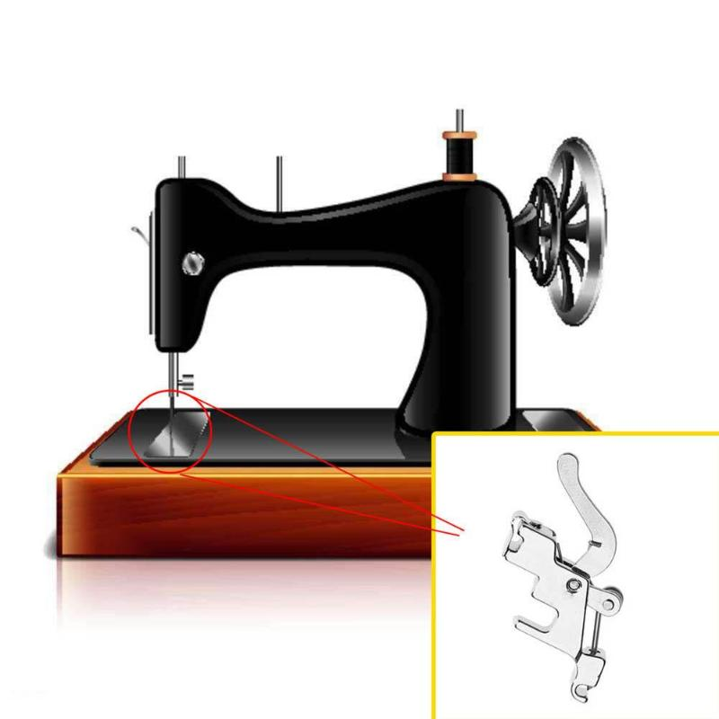 Máquina DE COSER DOMÉSTICA SNAP A PIE Soporte Vástago Bajo se adapta a muchos hacen de máquina