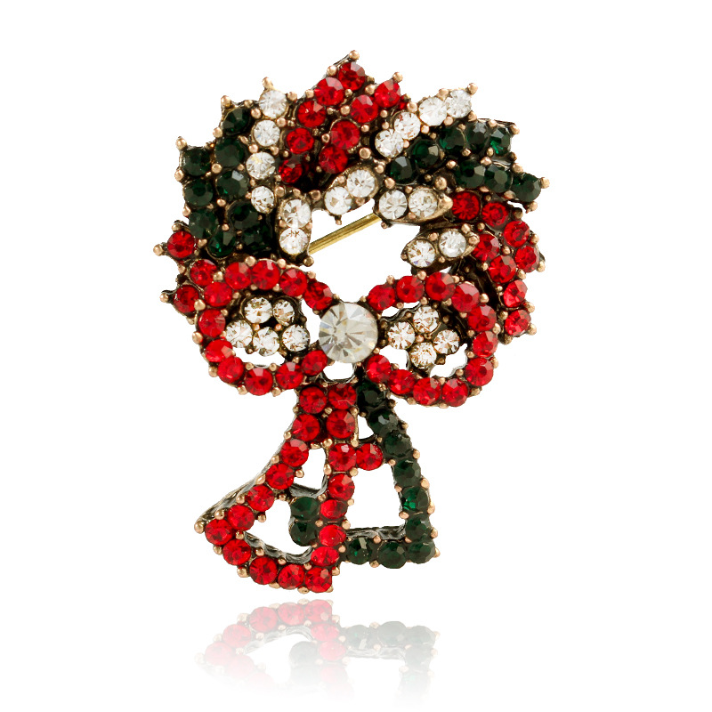 CINDY XIANG Colorful Rhinestone Flower Brooches For Women Alloy Gorgeous Pins Party Casual Accessories Coat Sweater Jewelry 2018