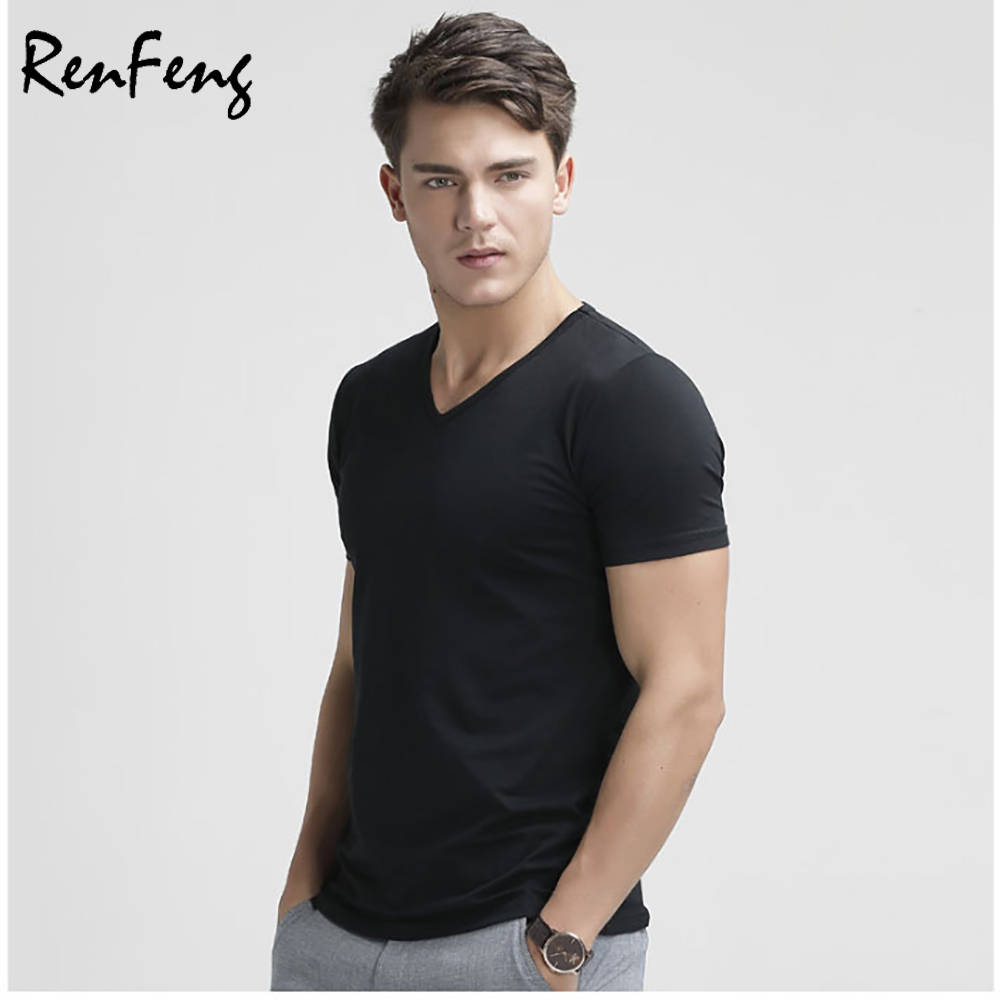 Mens Cotton Undershirts Male Short Sleeve White Black O-Neck Slim Men Underwear Plus Siz ...