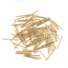 Convenient And Durable Spring Test Probe P160-J Metal Brass 100 / PCS Sleeve Length 23.6mm